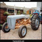 Ferguson FE-35 Serial Numbers, Price, Specs, Review