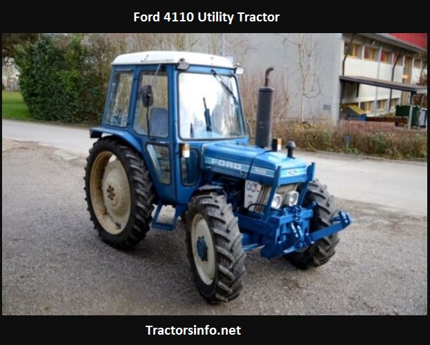 Ford 4110 Tractor Price, Specs, Review