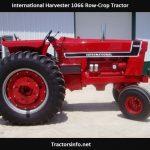 International Harvester 1066 Serial Numbers, Price, Specs, Review