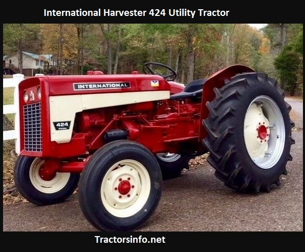 International Harvester 424 Tractor Price, Specs, Review