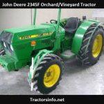 John Deere 2345F SPecs, Price, Review, HP