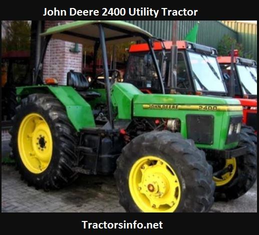 John Deere 2400 Specs, Price, Review
