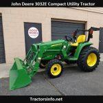 John Deere 3032E Price, Specs, HP, Review, Attachments