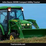 John Deere 3039R Price, Specs, Review, Attachments
