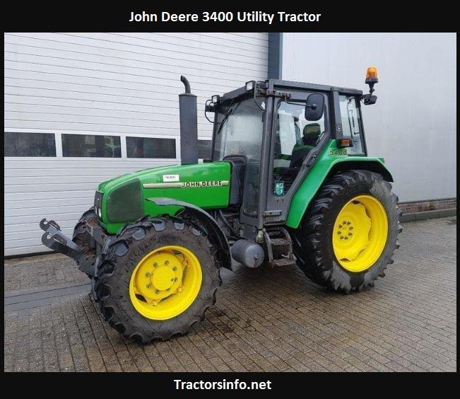 John Deere 3400 Price, Specs, Review