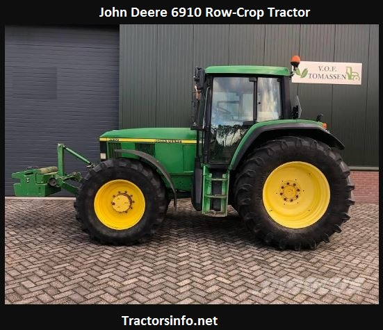 John Deere 6910 HP, Price, Specs, Review