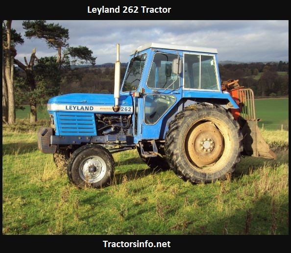 Leyland 262 HP, Specifications, Price, Weight, Review