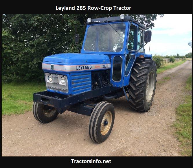 Leyland 285 Tractor Price, Specs, Review