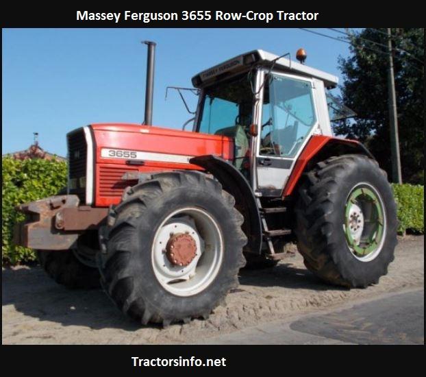 Massey Ferguson 3655 HP, Price, Specs, Review