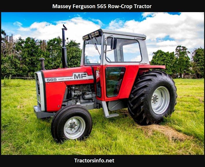 Massey Ferguson 565 Tractor Price, Specs, Review