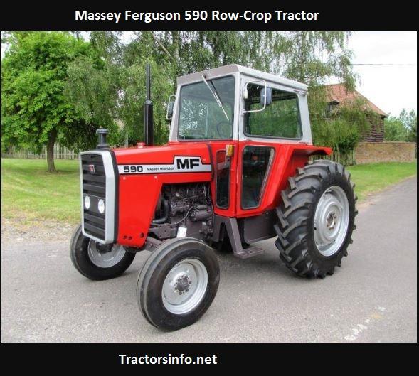 Massey Ferguson 590 Price, Specs, Review