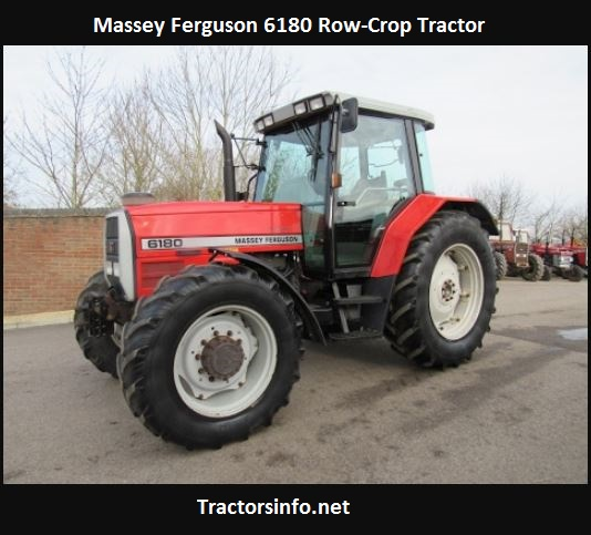 Massey Ferguson 6180 HP, Price, Specs, Review