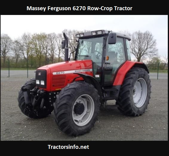 Massey Ferguson 6270 HP, Price, Specifications, Review