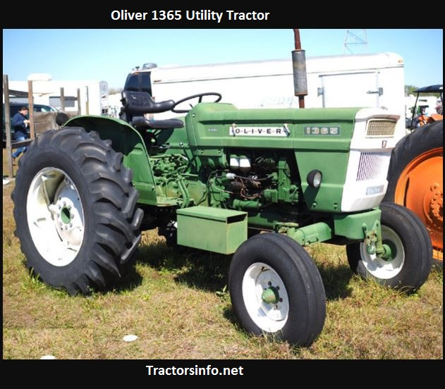 Oliver 1365 Utility tractor Price, Specs, Review