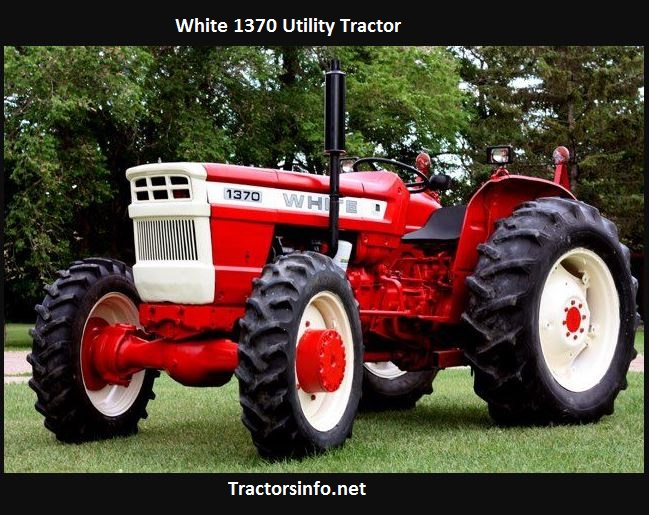 White 1370 Tractor Price, Specs, Review, Serial Numbers