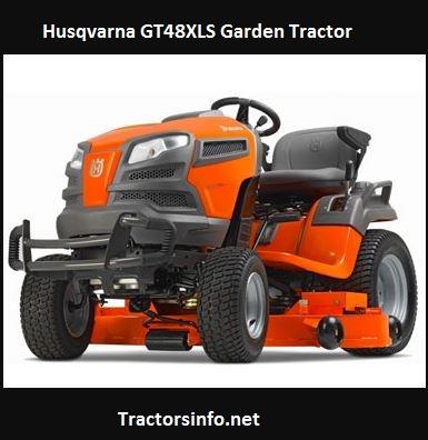 Husqvarna GT48XLS Price, Specs, Review