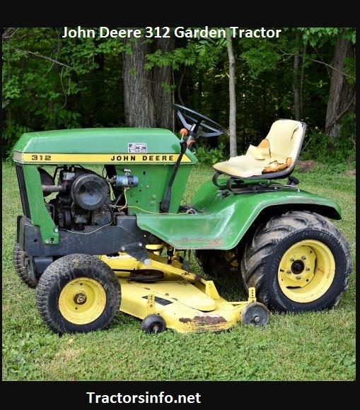 John Deere 312 Specs, Value, Review, Attachments