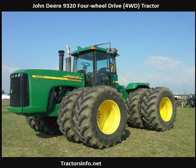 John Deere 9320 Price, Specs, Reviews, Serial Numbers