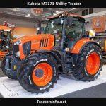 Kubota M7173 Utility Tractor Price, Specs, Review