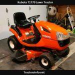 Kubota T1770 Lawn Tractor Price, Specs