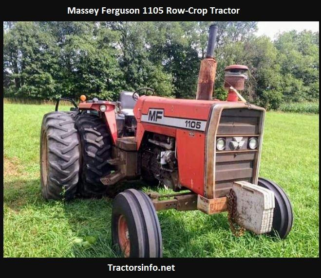 Massey Ferguson 1105 Price, Specs, Reviews, Attachments