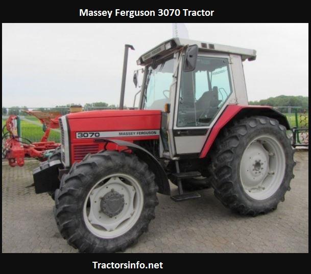 Massey Ferguson 3070 HP, Price, Specs, Reviews