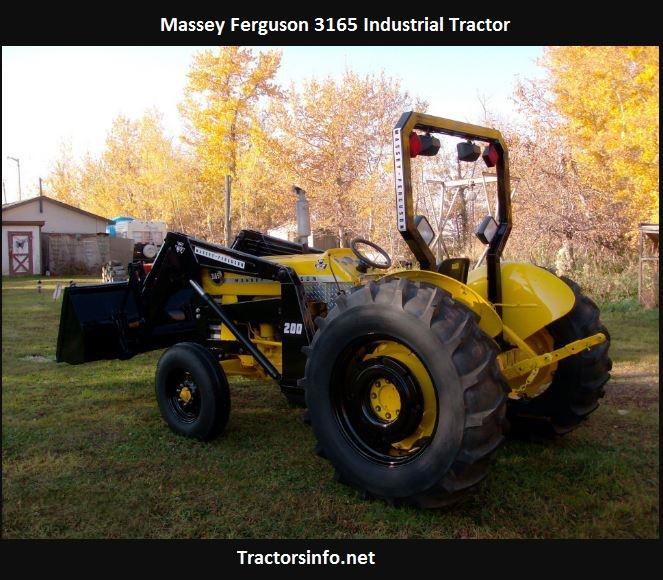 Massey Ferguson 3165 Specs, Price, Review, Serial Numbers
