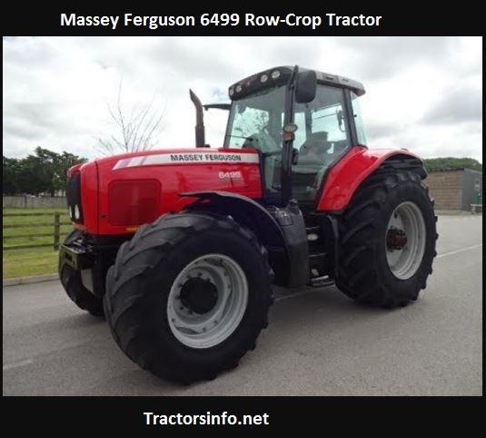 Massey Ferguson 6499 Horsepower, Price, Specs, Review