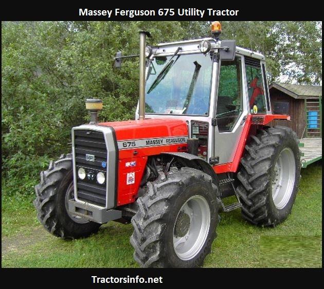 Massey Ferguson 675 Price, Specs, Review
