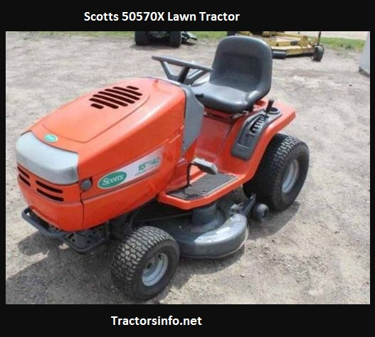Scotts 50570X Lawn Tractor Price, Specs, Attachments