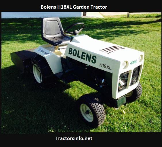 Bolens H18XL Specs, Price, Review HP, Attachments