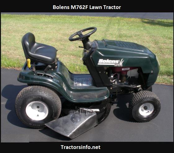 Bolens M762F Lawn Tractor Price, Specs, Review, Attachments