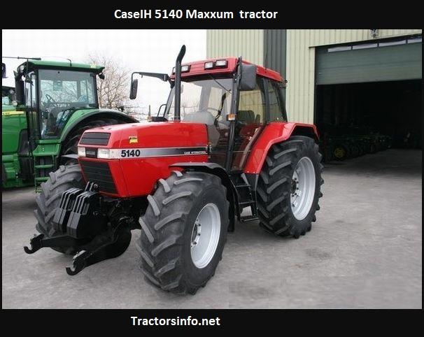 CaseIH 5140 Maxxum Price, Specs, Review, Attachments