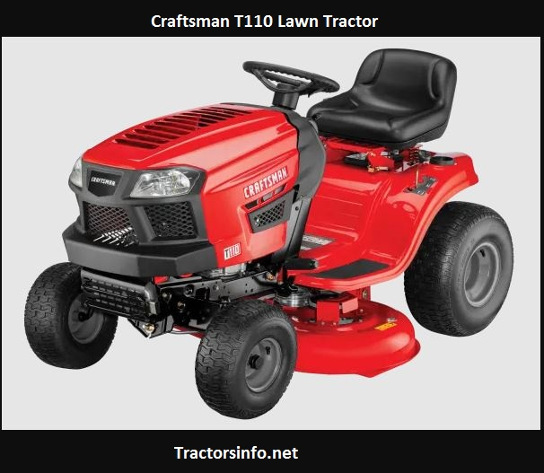 Craftsman T110 Price, Specs, Review, Attachments