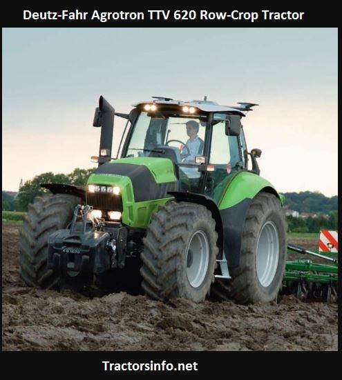 Deutz-Fahr Agrotron TTV 620 Price, Specs, Review