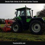 Deutz-Fahr Intrac 6.60 Price, Specs, Features
