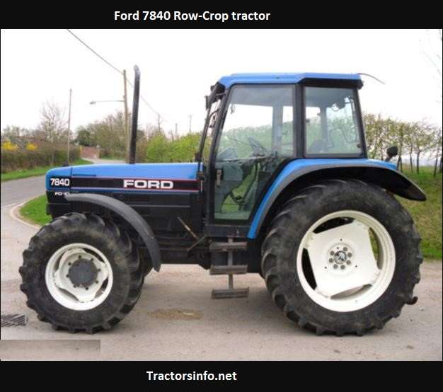 Ford 7840 HP, Price, Specs, Review, Attachments