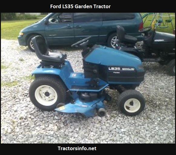 Ford LS35 Garden Tractor Price, Specs, Features
