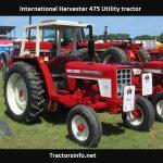 International Harvester 475 Price, Specs, Review