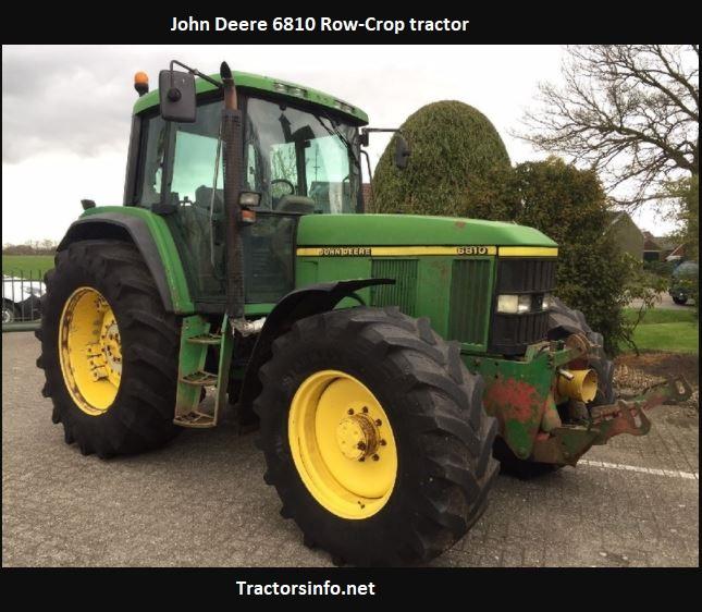 John Deere 6810 Row-Crop Tractor Price, Specs, Review