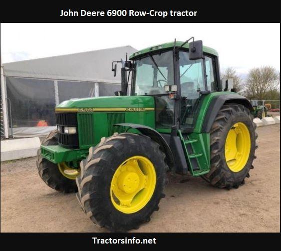 John Deere 6900 Row-Crop Tractor Price, Specs, Review