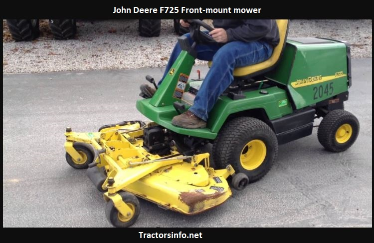 John Deere F725 Price, Specs, Review, Attachments