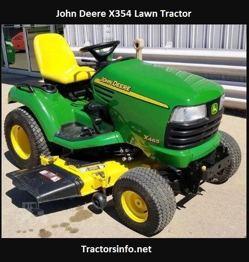 John Deere X465 Garden Tractor Price, SPecs, Review
