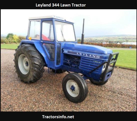 Leyland 344 Tractor Price, Specs, Review