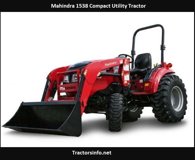 Mahindra 1538 Specs, Review, Price, Attachments