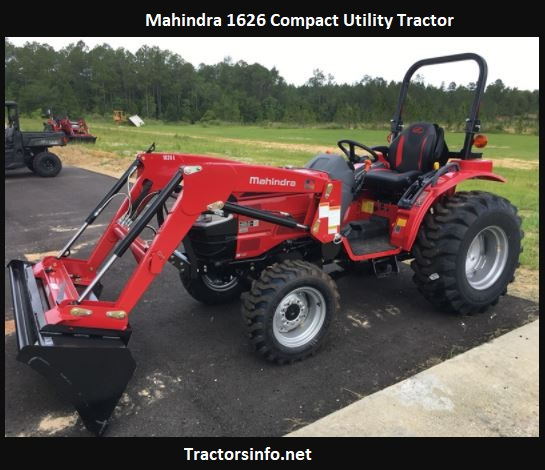 Mahindra 1626 Price, Specs, Weight, Review, Attachments