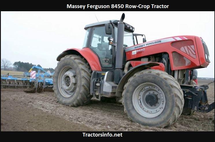 Massey Ferguson 8450 Price, Specs, Reviews, HP, Attachments