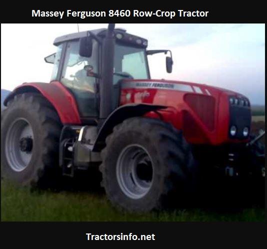 Massey Ferguson 8460 Price, Specs, Review, Attachments
