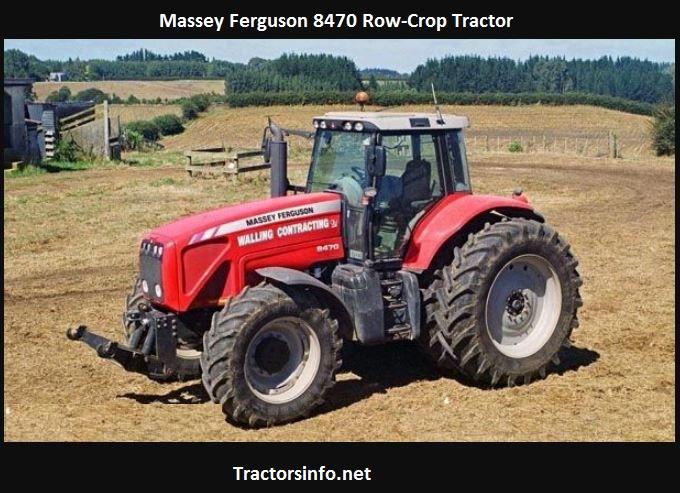 Massey Ferguson 8470 Price, Specs, Review, Attachments