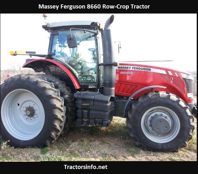Massey Ferguson 8660 Specs, Price, Review, Attachments